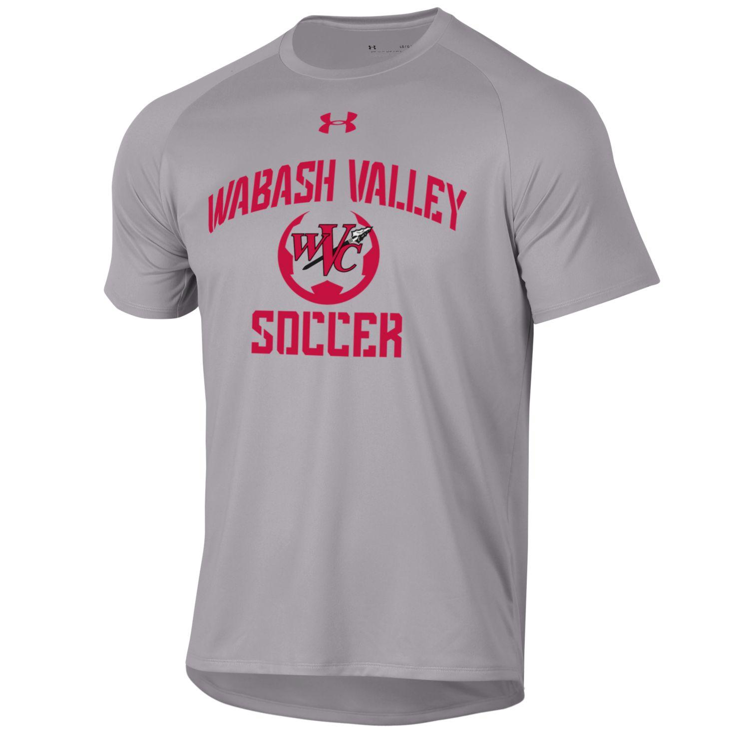 Cover Image For UA WVC SOCCER TEE